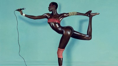 Grace Jones y Jean Paul Goude: creatividad y subversión