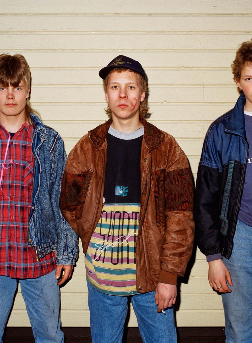 Jouko Lehtola ha fotografato i giovani finlandesi