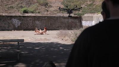 Porno, co natočil dron, je nádherné