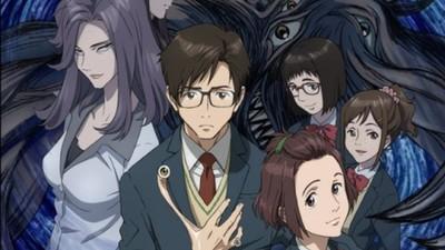 Viernes de Anime: Parasyte