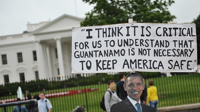 Why Hasn't Obama Closed Guantánamo?