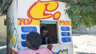 Haitians Are Hooked on the New York Lotto