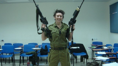 This Canadian-Israeli Woman Is Fighting the Islamic State with the Kurds