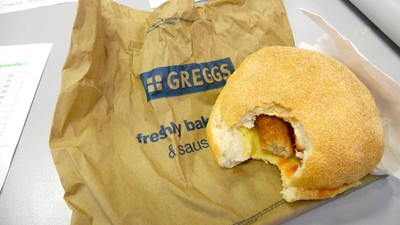 What I Learned About Sandwiches From Working at an English Chain Bakery