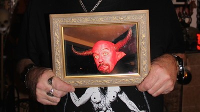 I Spent Halloween in a Satanist's Crypt