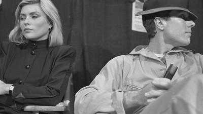 Blondie visitan el estudio de TV Party