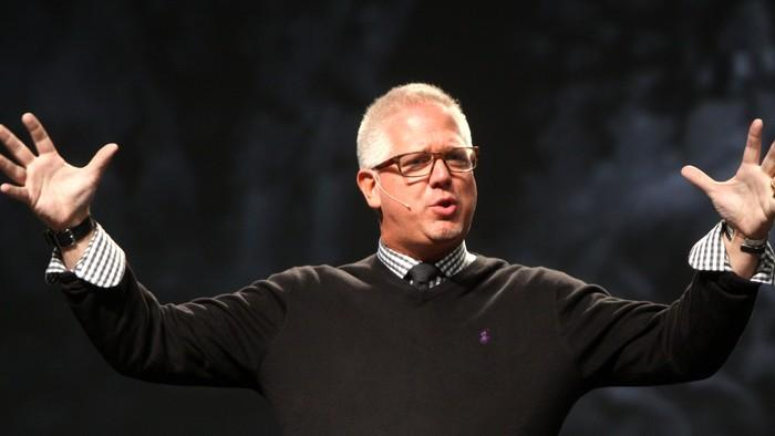 The Rebirth of Glenn Beck