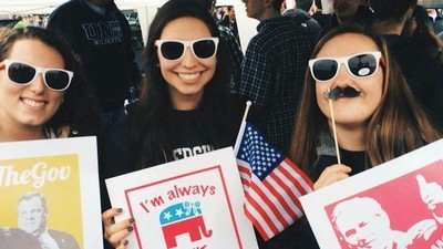 You Might Be a Republican in 2016