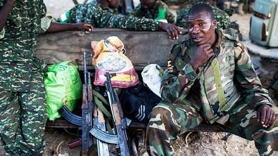 De strijd van Somalië tegen al-Shabaab