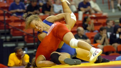 My Short-Lived Career as a Teenaged Female Wrestler