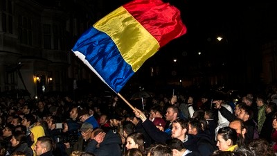 London's Romanian Diaspora Mobilized to Stop Their Prime Minister from Becoming President