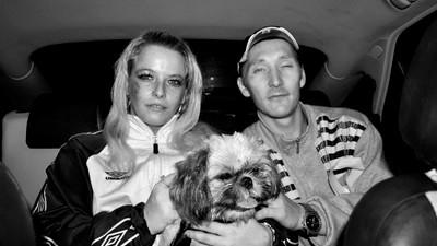 Mike Harvey ha passato anni a fotografare gli sconosciuti che salivano sul suo taxi