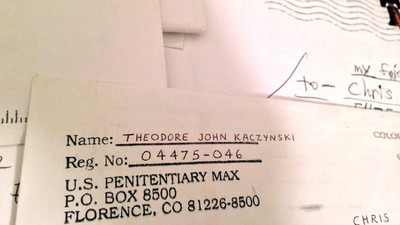 I've Been Pen Pals with Nearly 50 Murderers and Serial Killers