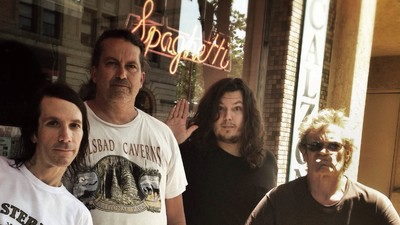 The Meat Puppets' Curt Kirkwood Talks About His Love for Disney and Old Musicals