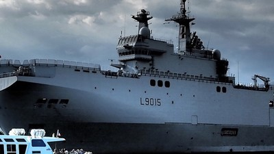 The Russia-France Warship Deal Is Turning into a Total Mess