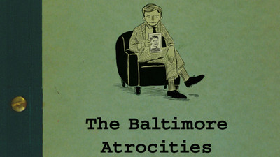 A Written Museum of Murder, Suicide, and Revelation in Baltimore