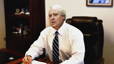 And The Lying Shall Lie Down With The Lambie - By Clive Palmer