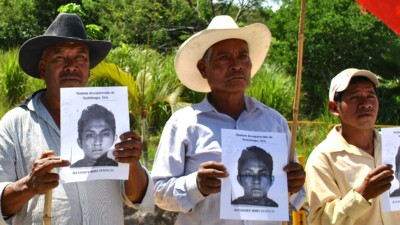The Missing 43: Mexico's verdwenen studenten (Deel 2)