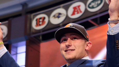 Johnny Manziel and a Brief History of Athletes Beating Up Fans