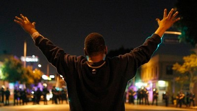 Live Blog: The World Reacts to the Ferguson Decision