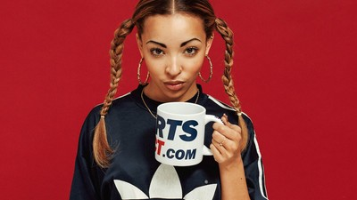 Singer Tinashe Imagines Her British Adolescence