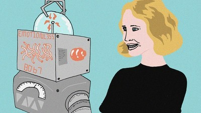 Ik ben autistisch maar dat maakt me nog geen robot