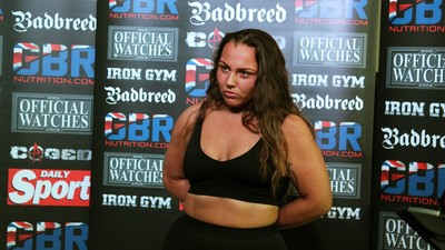 British Female Cage Fighting's Biggest Rivalry