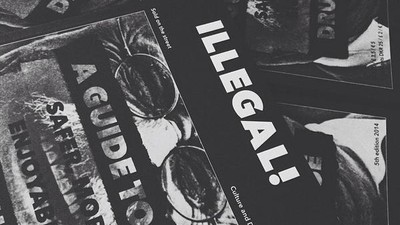 'Illegal!' Magazine Will Teach You How to Take Drugs Better