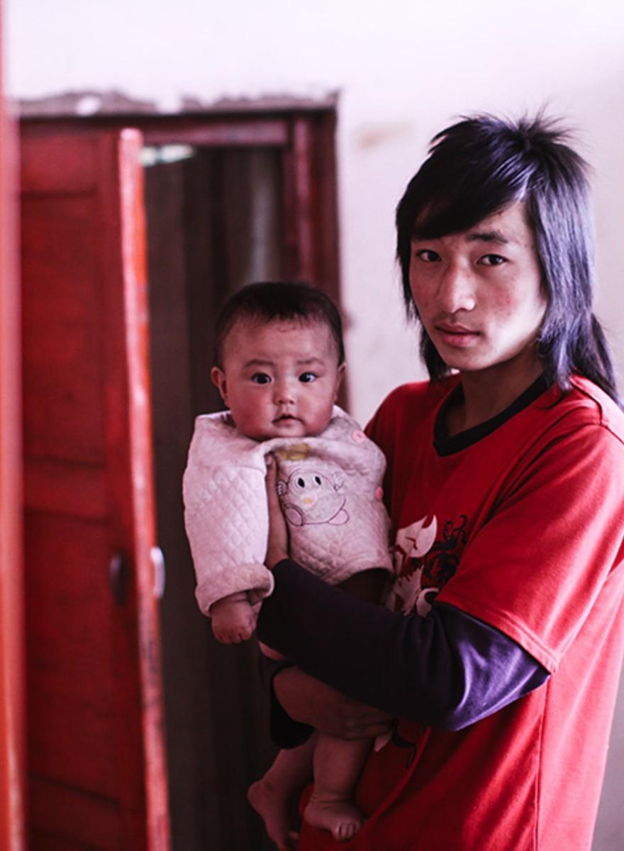 De Tibetaanse nomaden van West-China