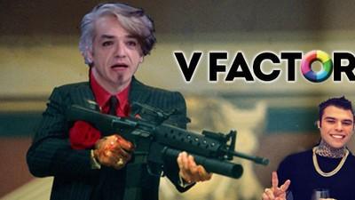 V Factor - Morgan spara a zero