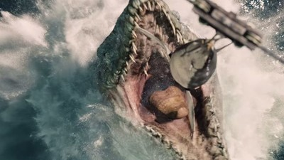 We Got a Paleontologist to Call Bullshit On the 'Jurassic World' Trailer