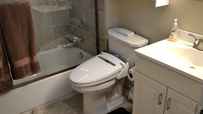 I Made My Thanksgiving Guests Review My Robot Toilet