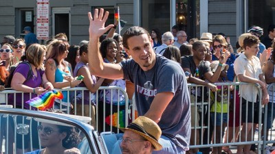 Ex-NFL Player Chris Kluwe Has Become an Unlikely Fighter for Gender Equality