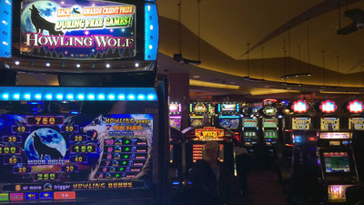 I Spent Thanksgiving at a Native American Casino