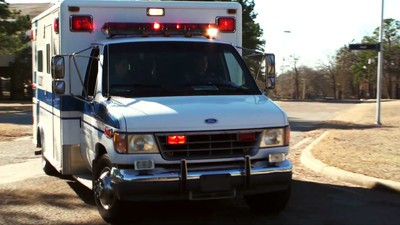 A Guy in Detroit Says He Stole an Ambulance to Get to a Strip Club
