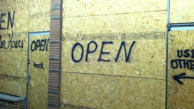 Fear, Tension, and Assault Rifles: Inside a Ferguson Bar