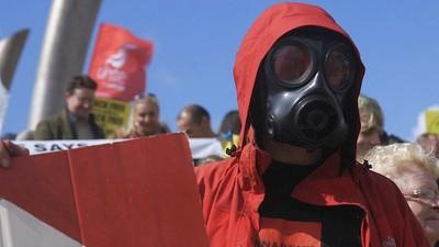 Het boorbedrijf dat in Nederland wil fracken heeft in eigen land problemen met de put