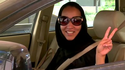 Saudi Women Continue Their Fight for the Right to Drive