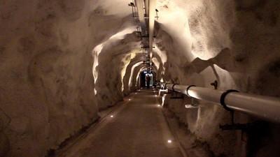 Zu Besuch im sichersten Datenbunker der Schweiz