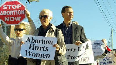 Are Draconian Abortion Laws Responsible for Falling Abortion Rates?