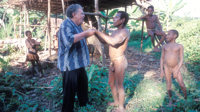 Meeting the Cannibal Tribes of Indonesian New Guinea