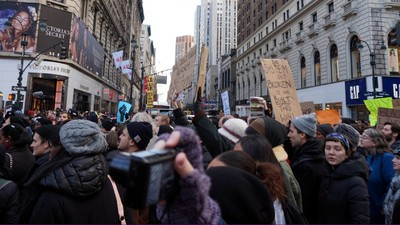 Is Ferguson-Style Unrest Coming to New York City?
