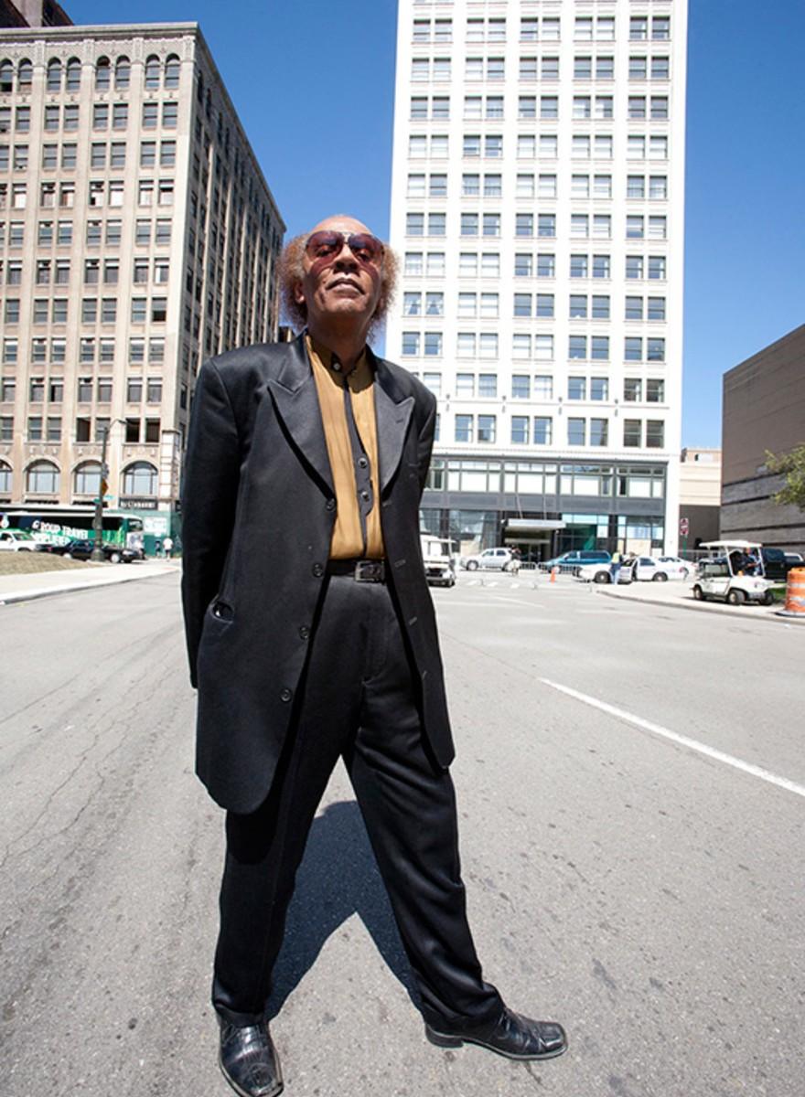 Een fotoserie over Detroit hoeft niet over vergankelijkheid te gaan
