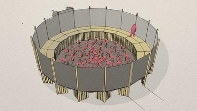 Revoluce v divadle: Panoptikon Barikáda
