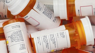 The Suppliers of the NFL's Painkiller Addiction