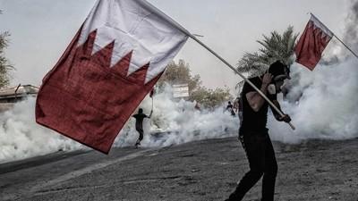 Bahrein: het politiegeweld gaat door