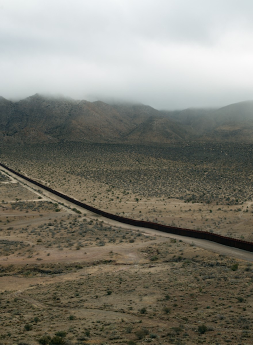 Every Found Object on the Mexican Border Represents a Tragedy