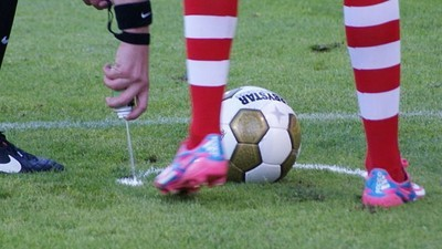 That Weird, White Spray They Use in Soccer: An Investigation