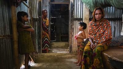 Violación en grupo en Bangladesh