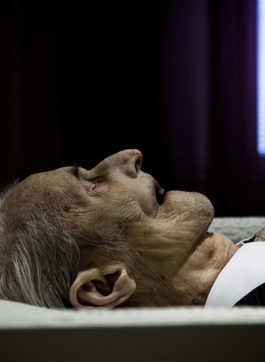 Letzte Bilder von meinem toten Großvater